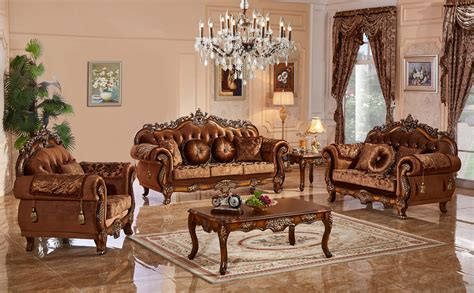 Antique Dining Room Sets meridian furniture living room collection fabric living