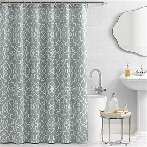 bed bath and beyond extra long shower curtain shower curtains bedbathandbeyond ca