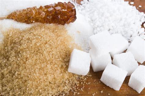 zucchero alimento zucchero bruno e tutto uguale