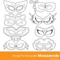 mens masquerade mask template masquerade masks templates hairstyles