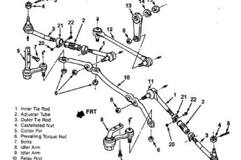silverado front suspension diagram dakota steering box dakota roof rack wiring diagram
