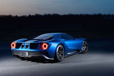 Ford Gt Specs by 2016 Ford Gt Specs Revealed Via Quot Forza Motorsport 6 Quot