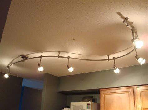 kitchen ceiling light ideas track lighting fixtures economical convenient stylish