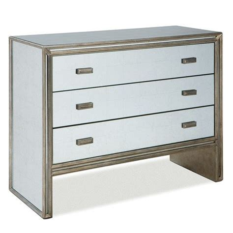 libby silver mirrored dresser silver chest of drawers libby silver mirrored 9drawer