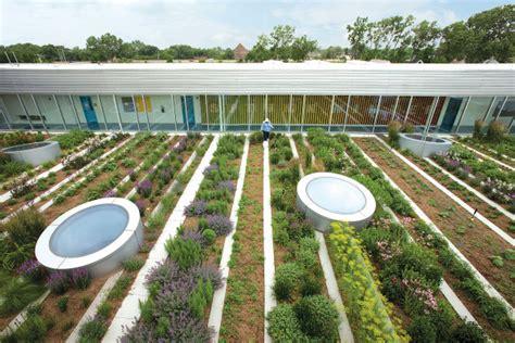 Garden Center Chicago Youth Center Roof Garden In Chicago Illinois 2