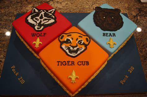 cub scouts blue gold banquet cakecentral