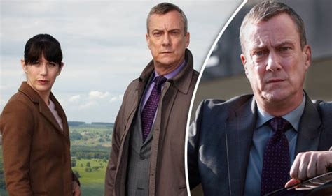 inspector banks cast itv bosses cancel dci banks after just five series tv