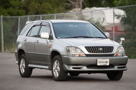 1999 toyota harrier 1999 toyota harrier 3 0l v6 4wd right drive