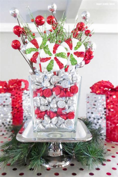 christmas center table decorations prettiest table centerpiece decoration ideas celebration all about