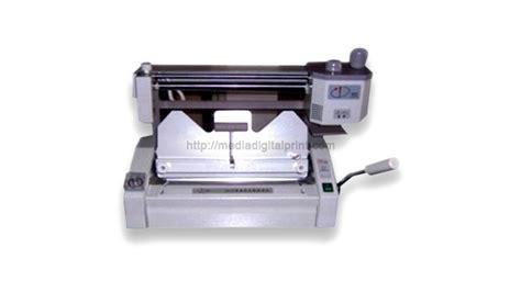 Jual Mesin Jilid Buku Lem Panas A4 mesin jilid buku lem panas a3 ud wijaya supplier mesin cetak digital mesin finishing