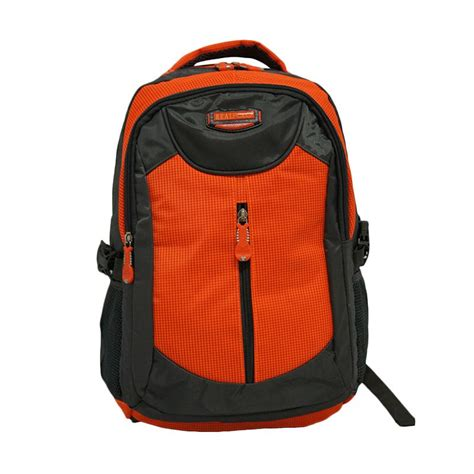 Leogaren Sepatu Formal Hitam 1101 real polo 6309 oranye tas ransel