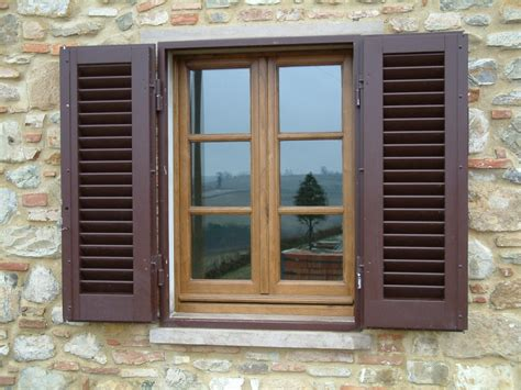 Outdoor Shutters When Windows With Exterior Shutters For Windows
