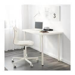 Ikea Small Desk Table Linnmon Adils Table White 100x60 Cm Ikea