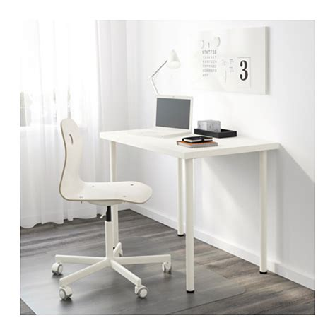 ikea white desk table adils linnmon table white 100x60 cm ikea