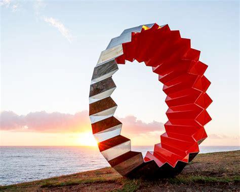 designboom sculpture by the sea sculpture by the sea designboom com