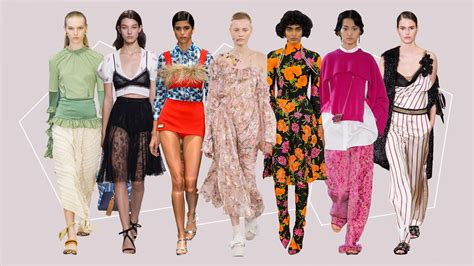upcoming trends 2017 spring summer 2017 fashion trends to know now