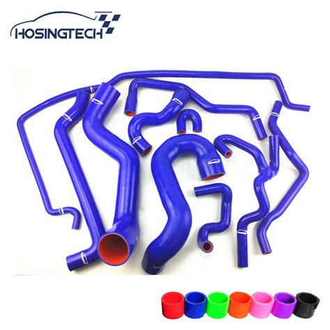 Set B234 Blue saab radiator hose promotion shop for promotional saab radiator hose on aliexpress