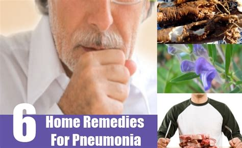 6 pneumonia home remedies treatments and cures usa uk