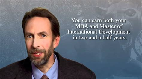 Mba International Relations Dual Degree by Katz Mba Master Of International Development Joint