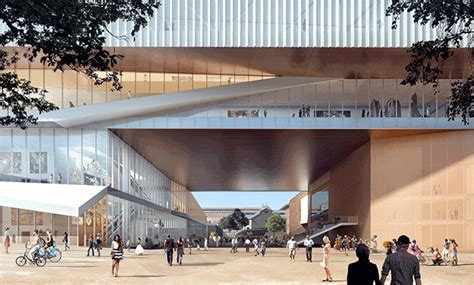 oma and hassell design new museum for western australia hassell and oma to design new museum for western australia