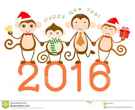 new year monkey characters happy new year in search results calendar 2015