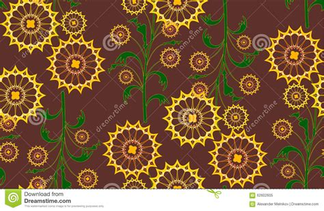 svg pattern no repeat seamless repeating floral pattern vector stock vector