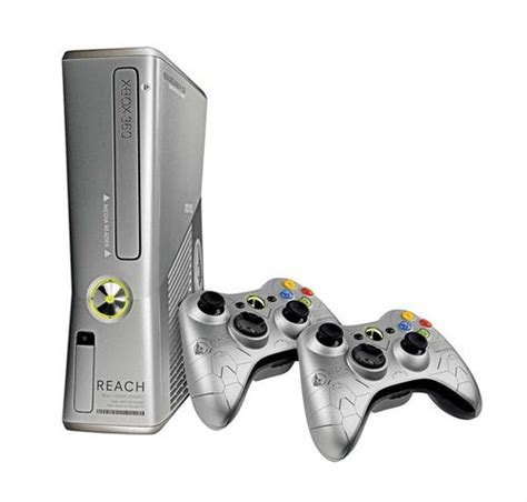 halo reach xbox 360 console xbox 360 console 250gb halo reach bundle