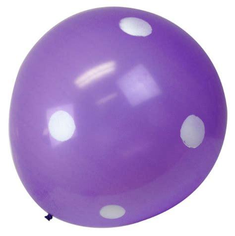 Boyleg Boxer Jumbo Polkadot 36 quot jumbo balloon light purple with polka dot