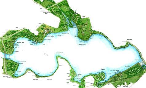 future road map white rock lake master plan rvi