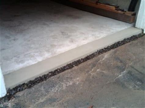 Concrete Garage Floor Repair by Concrete Repair In Maine Sidewalks Floors Porches