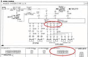 mazda eunos wiring diagram eunos mazda free wiring diagrams