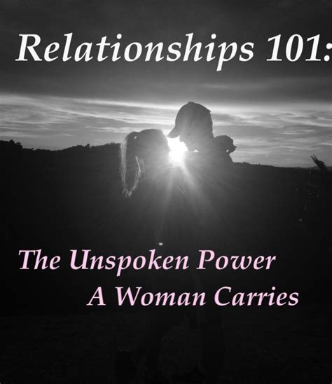 Dating 101 How To Balance The Power In Your Relationship by Relationships 101 4 Signs That He Needs To Go She Is More