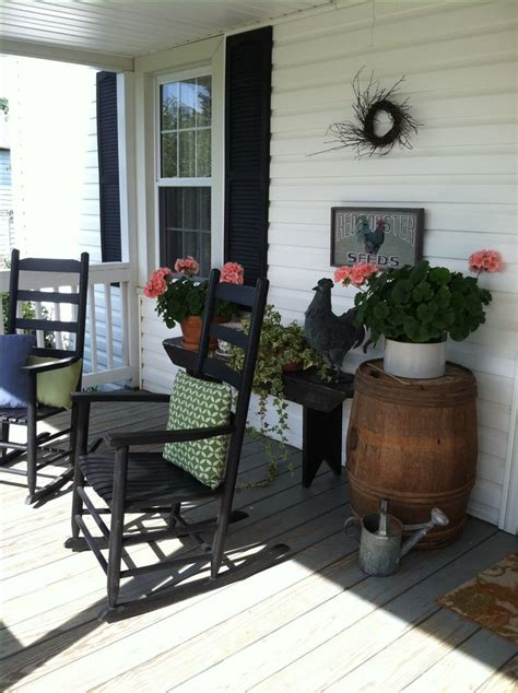 country porches hate to see the summer end country porch with rockers