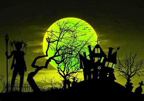 Haunting Of A Witch witch haunted house 183 free image on pixabay