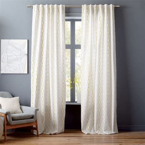 cotton canvas curtains cotton canvas diamond stripe curtains set of 2