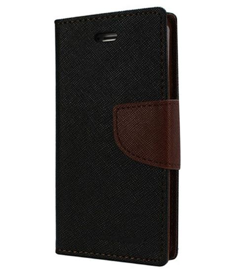 Ace Maxs Tablet ace hd flip cover for samsung galaxy grand max brown