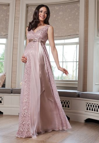Cr772 Uk 1 3 Baju Dress Gaun Pesta Anak Bayi thea maternity gown blush maternity wedding dresses evening wear and clothes by