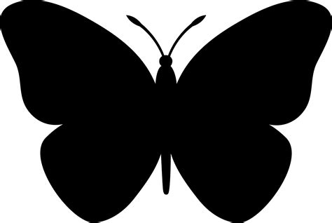 black and white butterfly clipart black and white clipartion