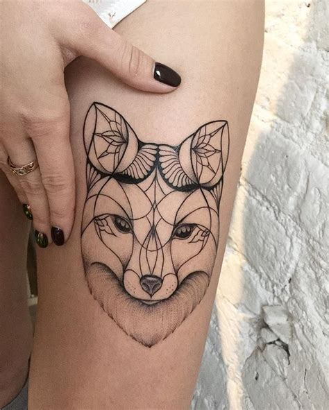 tattoo fox animal 407 best tattoos images on pinterest tattoo art tattoo