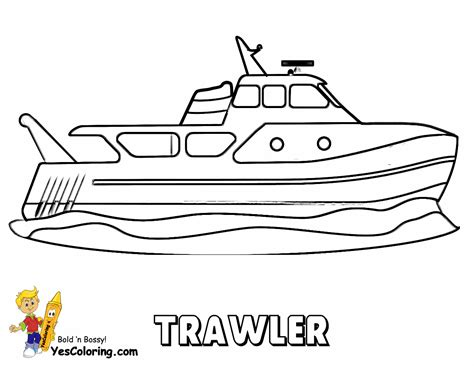free printable boats coolest boat printables free boat coloring pages