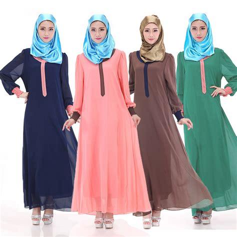 Gamis Longdresssterusan Panjang Muslim Arabic 2 turkish abaya for fashion muslim dress chiffon