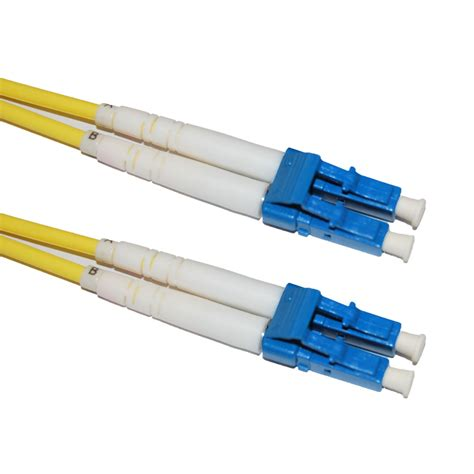 Is There An Lc by Lc Lc Sm 9 125 2mt Fiber Patch Cord