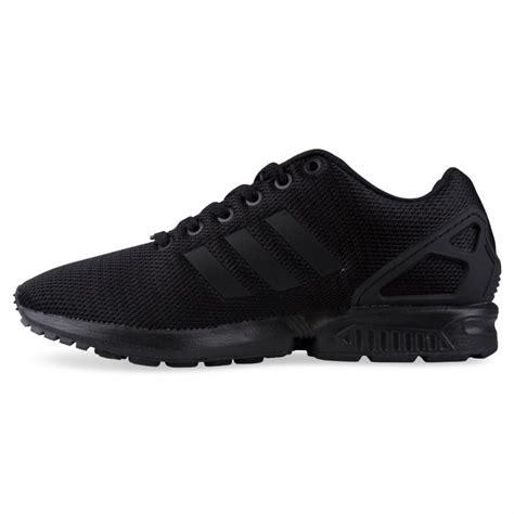 Adidas Zx Flux Black 36 7 Aq2936 adidas zx flux black black hype dc