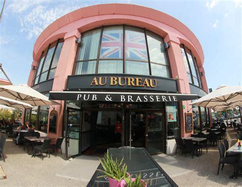 Au Bureau Montpellier Restaurant Pub Odysseum Le Bureau Montpellier