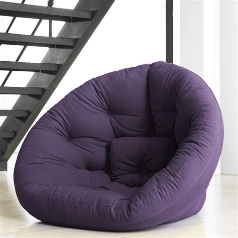 fauteuil futon 25 best ideas about bean bags on bean bags bean bag chairs and cool bean bags