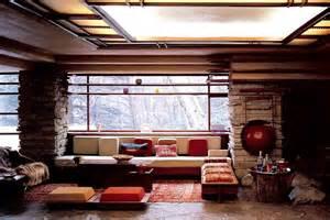 Fallingwater Interior Jack Lenor Larsen Textiles An Eclectic Eccentric