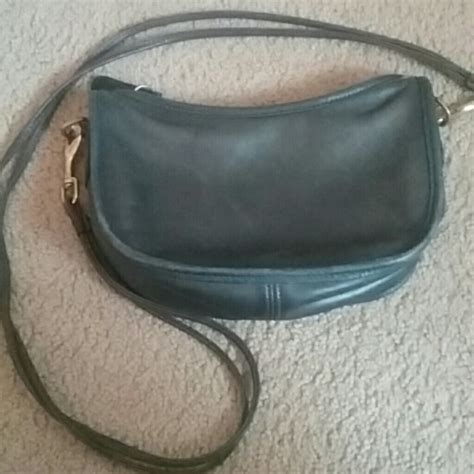 Coach Navy Blue Crossbody 85 coach handbags navy blue crossbody coach bag