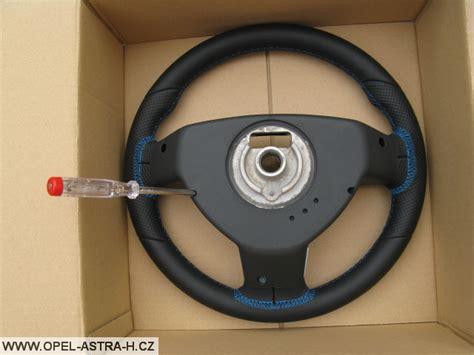 volante opel astra h v 253 m茆na volantu opel astra h a zafira b klub