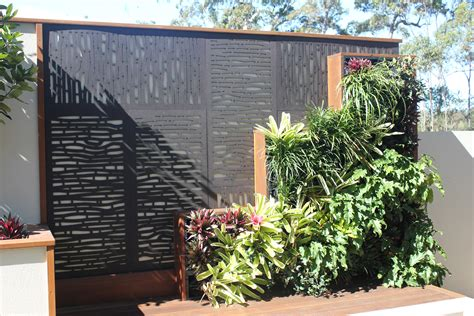 Succulent Planters by Outdoor Screens Sunshine Coast Living Style Landscapes