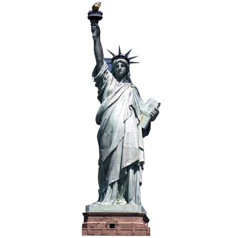 My List Liberty by 191cm High Statue Of Liberty Cardboard Cutout Setter